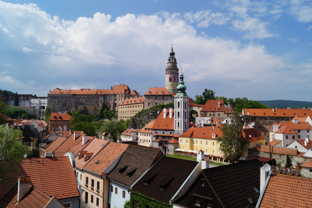 Access To The City It is a short walk form the hotel to the city. 200m to the Krumlov Castle