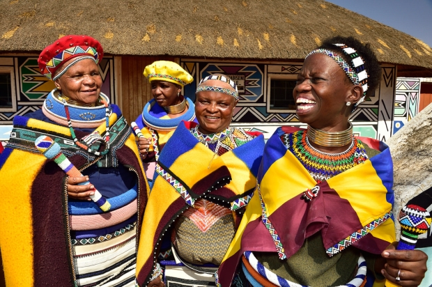 Africa Traditional Clothing