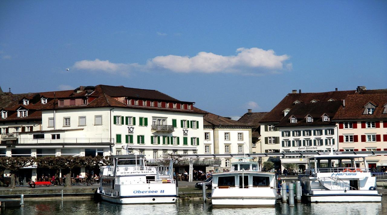 2. ZURICH - SWITZERLAND most livable cities