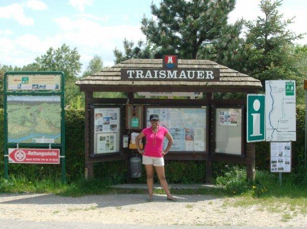 Traismauer By BIke