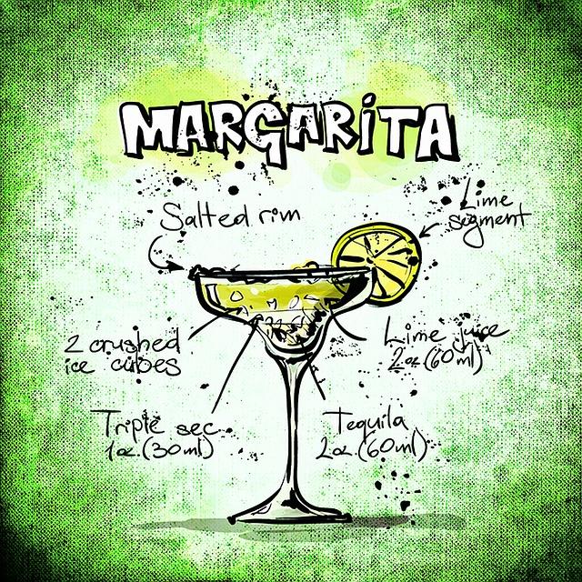 Margarita Best Cocktails In Vienna