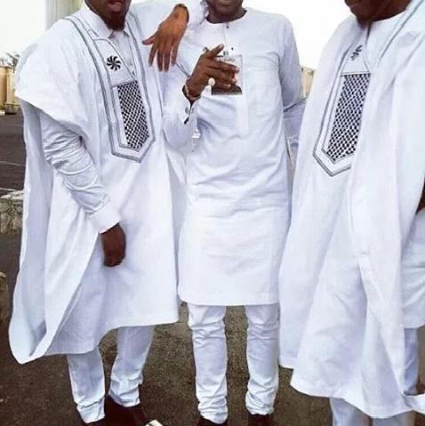 Men agbadas styles, Yoruba traditional wear