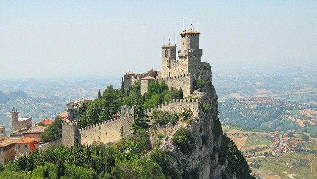 The Top Ten Smallest Countries In The World San Marino