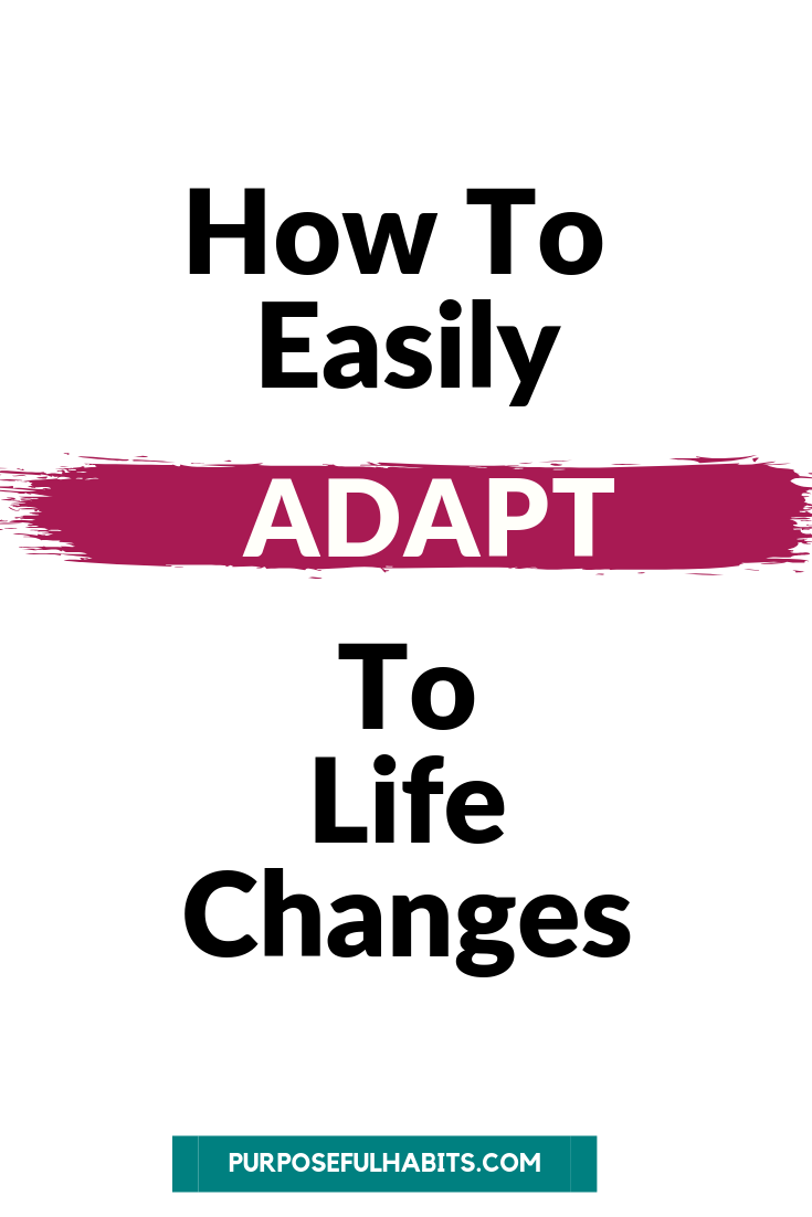 Do you find it difficult to adapt to sudden life changing situations? Are you worried that an unexpected change will leave you overwhelmed? There are many seasons and life and here are great ways to adapt to tose seasons of change. Use this for inspiration, motivation and encouragement. #lifechanging #change #selfcare #love #motivation #inspiration #quotes #relationship #lifestyle