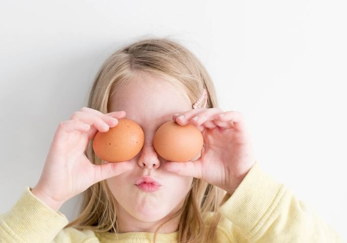 Teach your child to love healthy food, give children healthy choices